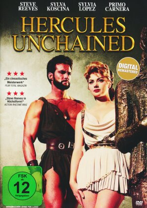Hercules Unchained (1959) (Remastered)