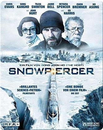 Snowpiercer (2013) (Steelbook, Blu-ray + DVD)