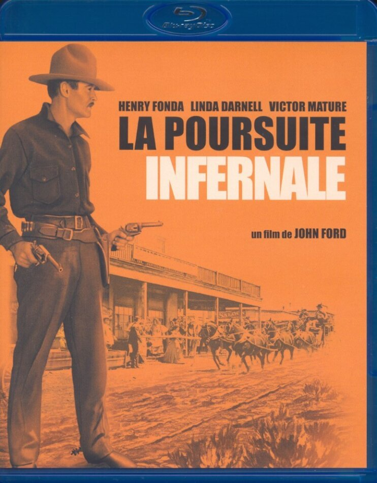 La poursuite infernale (1946) (s/w)