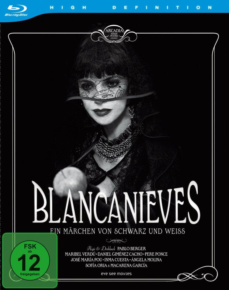 Blancanieves (2012) (s/w)