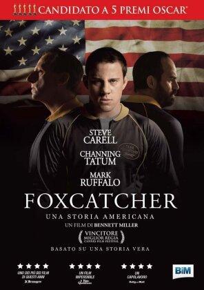 Foxcatcher - Una storia americana (2014)