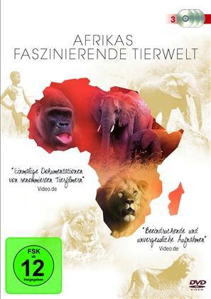 Afrikas faszinierende Tierwelt (3 DVDs)