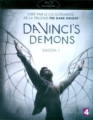 Da Vinci's Demons - Saison 1 (3 Blu-rays)