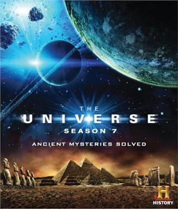 Universe - Season 7: Ancient Mysteries Solved (Widescreen)