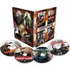 Steve Austin 4 Movie Collection (Steelbook, 4 Blu-rays)