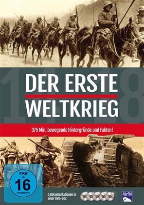 Der Erste Weltkrieg (5 DVDs)