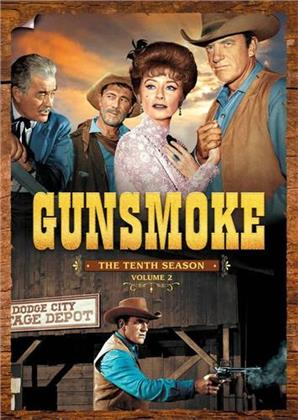 Gunsmoke - Season 10.2 (b/w, 5 DVDs)