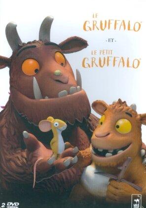 Le Gruffalo / Le petit Gruffalo (Box, 2 DVDs)