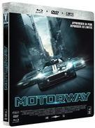 Motorway (2012) (Steelbook, Blu-ray + DVD)