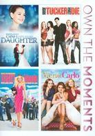 First Daughter / John Tucker Must Die / Legally Blonde / Monte Carlo - (Own the Moments, 4 DVDs)