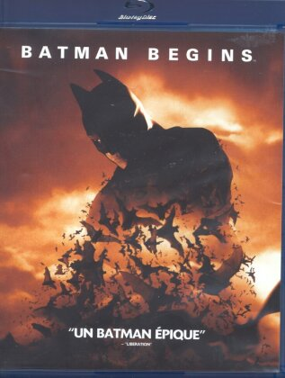 Batman Begins (2005) (Warner Ultimate)
