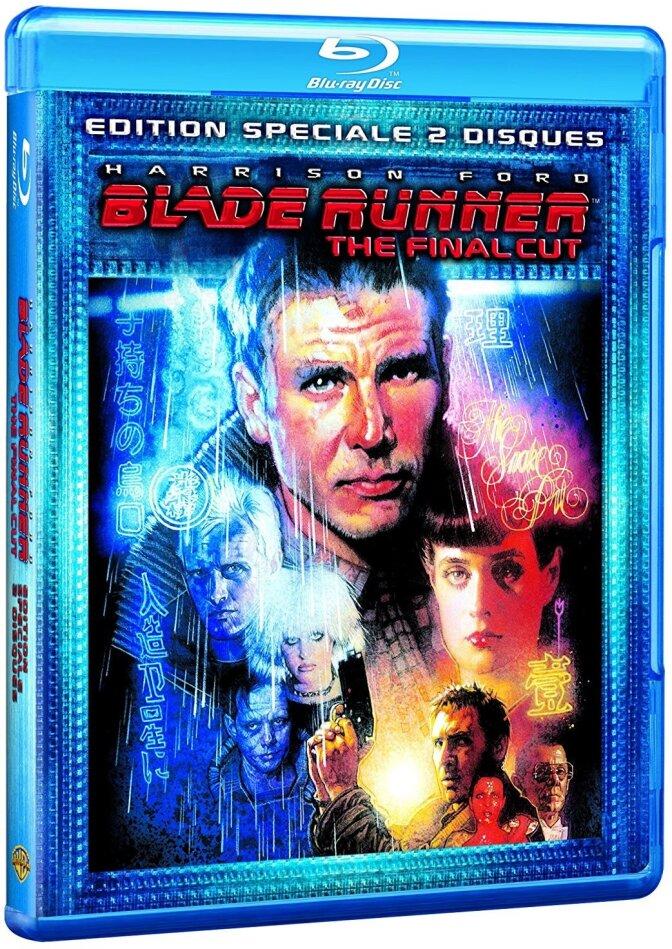 Blade Runner (1982) (Final Cut, Special Edition, 2 Blu-rays)