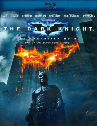 Batman - The Dark Knight - Le chevalier noir (2008) (Édition Collector, 2 Blu-ray)