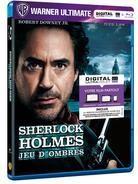 Sherlock Holmes 2 - Jeu d'ombres (2011) (Warner Ultimate)