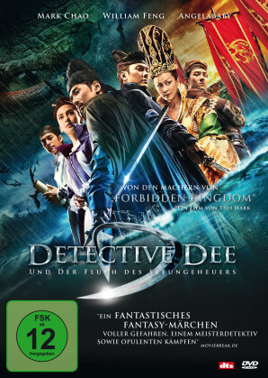 Detective Dee und der Fluch des Seeungeheuers (2013)
