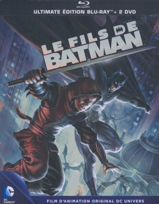 Le fils de Batman - DC Universe (Steelbook)