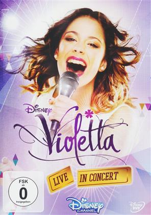 Violetta - Live in Concert (2014)