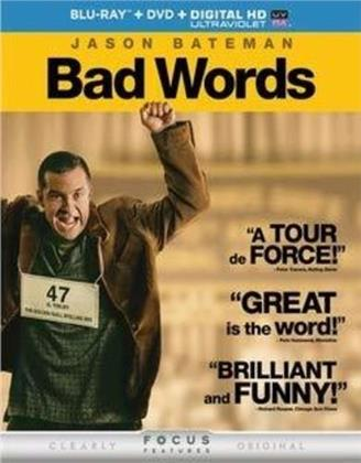 Bad Words (2013) (Blu-ray + DVD)