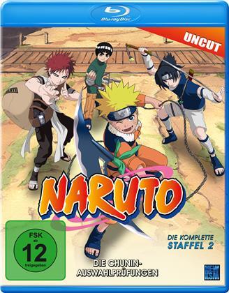 Naruto - Staffel 2 (Uncut)