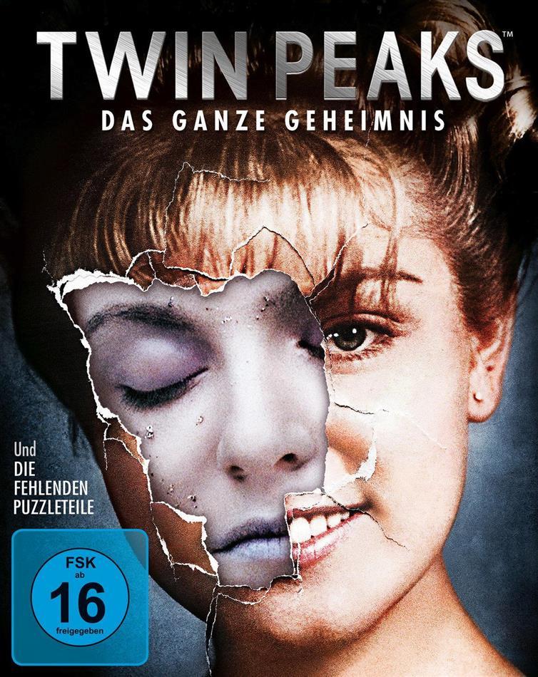 Twin Peaks - The Entire Mystery - Die komplette Serie (10 Blu-rays)