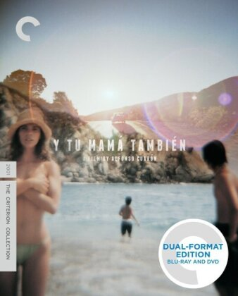 Y Tu Mama Tambien (Criterion Collection, Blu-ray + DVD)