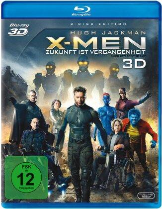 X-Men: Zukunft ist Vergangenheit (2014) (Blu-ray 3D + Blu-ray)