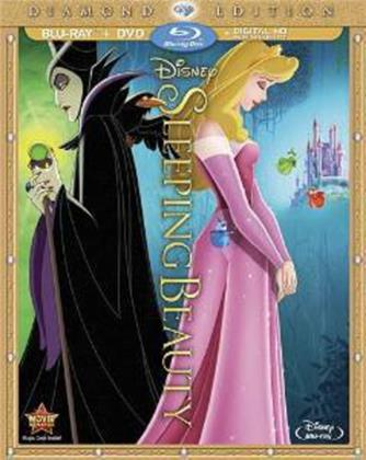 Sleeping Beauty (1959) (Diamond Edition, Blu-ray + DVD)