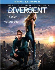 Divergent (2014) (Blu-ray + DVD)