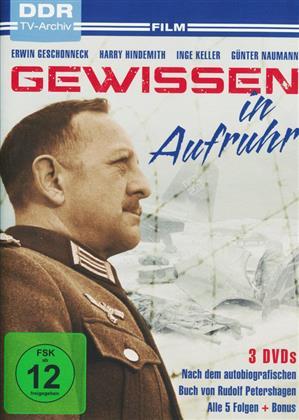 Gewissen in Aufruhr (1961) (DDR TV-Archiv, 3 DVDs)