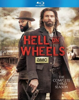 Hell on Wheels - Season 3 (3 Blu-rays)
