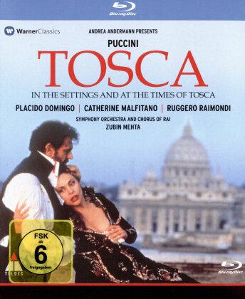 Orchestra Sinfonica Di Roma Della Rai, Zubin Mehta, … - Puccini - Tosca