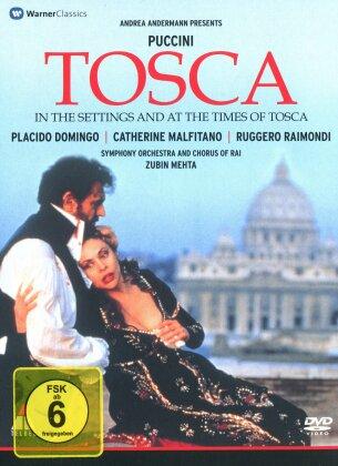 Orchestra Sinfonica Di Roma Della Rai, Zubin Mehta, … - Puccini - Tosca (Warner Classics)