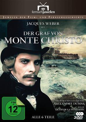 Der Graf von Monte Christo - (Fernsehjuwelen - 4 DVDs)