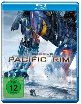 Pacific Rim (2013) (Single Edition)