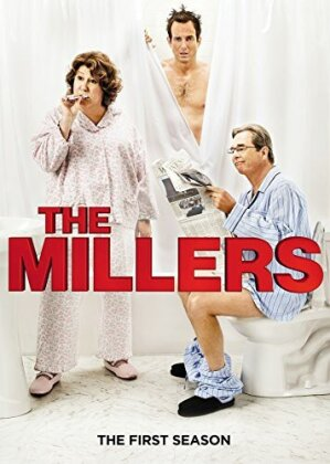 The Millers - Season 1 (3 DVDs)