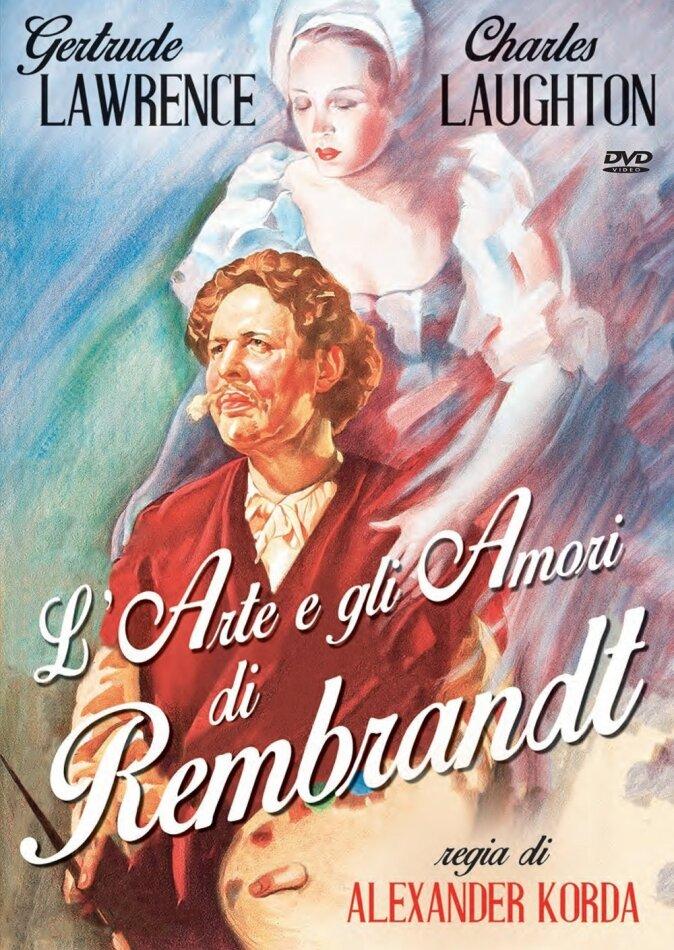 L'arte e gli amori di Rembrandt (1936) (s/w)