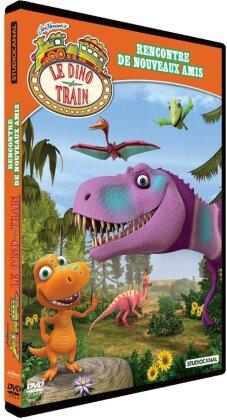 Le Dino Train - Saison 1 Vol. 6 - Rencontre de nouveaux amis