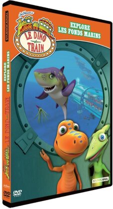 Le Dino Train - Saison 1 Vol. 7 - Explore les fonds marins