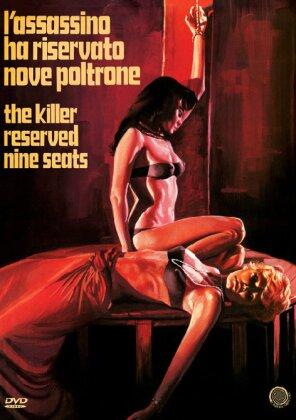 L'assassino ha riservato nove poltrone (1974)