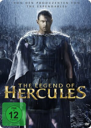 The Legend of Hercules (2014) (Steelbook)