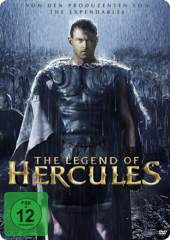 The Legend of Hercules (2014) (Steelbook)