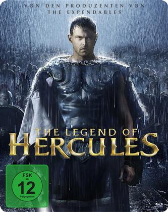 The Legend of Hercules (2014) (Limited Edition, Steelbook)