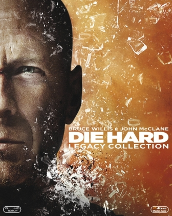 Die Hard - Collection (4 Blu-ray)