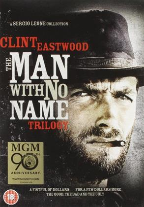 The Man with No Name Trilogy - A Fistful of Dollars / For a Few Dollars More / The Good, the Bad...