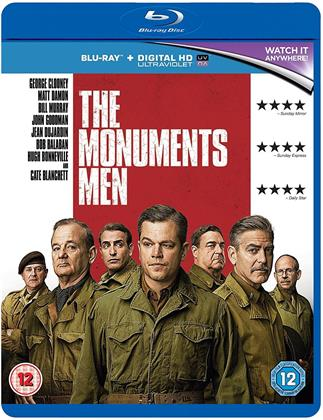 The Monuments Men (2013)