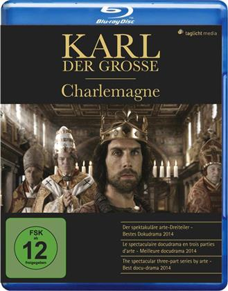 Karl der Grosse - Charlemagne (2 Blu-rays)