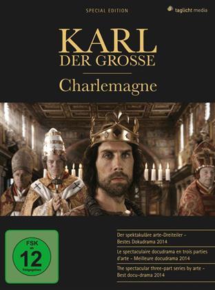 Karl der Grosse - Charlemagne (Special Edition, 2 DVDs)