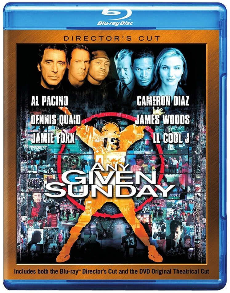 Any Given Sunday (1999) (15th Anniversary Edition, Director's Cut)