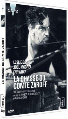 Les Chasses du Comte Zaroff (1932) (Vintage Classics, s/w)