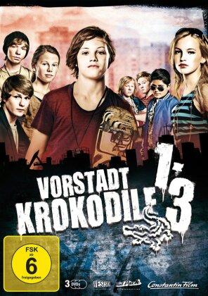 Vorstadtkrokodile 1-3 (3 DVDs)